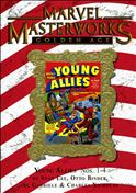 Marvel Masterworks: Golden Age Young Allies #1 Variation A