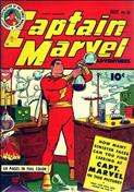 Captain Marvel Adventures #25