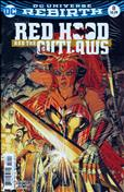 Red Hood and the Outlaws (2nd Series) #8 Variation A