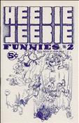 Heebie Jeebie Funnies #2