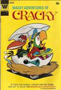 Wacky Adventures of Cracky #2 Variation A