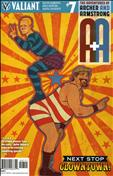 A&A: The Adventures of Archer & Armstrong #7 Variation A