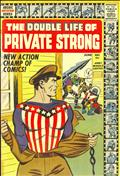 Double Life of Private Strong #1