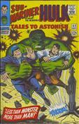 Tales to Astonish (Vol. 1) #83