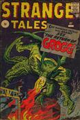 Strange Tales (UK Edition) #87