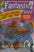 Fantastic Four (Vol. 1) #42