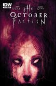 The October Faction #12 Variation A