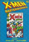 Uncanny X-Men Masterworks Book #1