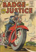 Badge of Justice (Vol. 2) #2