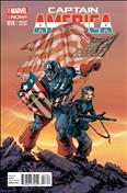 Captain America (7th Series) #18 Variation B