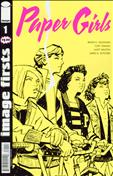 Paper Girls #1  - 2nd printing