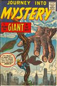 Journey into Mystery (1st Series) #55