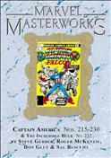 Marvel Masterworks: Captain America #12 Variation A