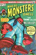 Where Monsters Dwell #26