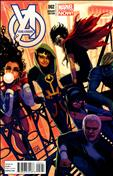 Young Avengers (2nd Series) #2 Variation A