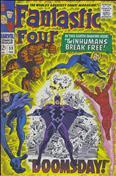 Fantastic Four (Vol. 1) #59