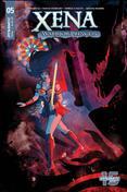 Xena: Warrior Princess (4th Series) #5 Variation C
