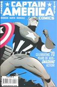 Captain America Comics 70th Anniversary Special #1 Variation A