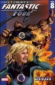 Ultimate Fantastic Four Book #8
