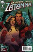 Zatanna (2nd Series) #5