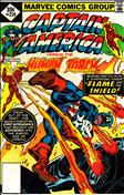 Captain America (1st Series) #216 Variation A