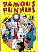 Famous Funnies #6