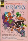 Wacky Adventures of Cracky #4 Variation A