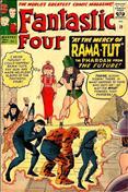 Fantastic Four (UK Edition, Vol. 1) #19