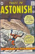 Tales to Astonish (Vol. 1) #36