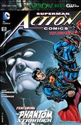 Action Comics (2nd Series) #13 Variation A