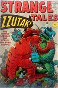 Strange Tales (UK Edition) #88