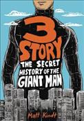 3 Story: The Secret History of the Giant Man #1 Variation A