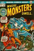 Where Monsters Dwell #20