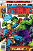 The Eternals (UK Edition) #15