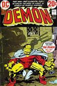 The Demon (1st Series) #9