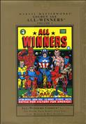 Marvel Masterworks: Golden Age All-Winners Comics #1 Hardcover