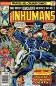 The Inhumans (UK Edition) #9