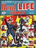 Real Life Comics #4