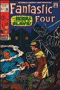 Fantastic Four (UK Edition, Vol. 1) #90