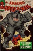 The Amazing Spider-Man #41 Variation A