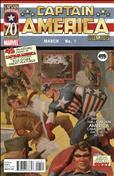 Captain America Comics #1 Variation A - 2nd printing