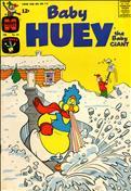 Baby Huey the Baby Giant #62