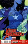 Young Avengers (2nd Series) #3