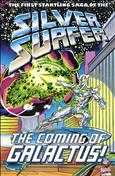 Silver Surfer: The Coming of Galactus #1