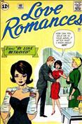 Love Romances #102