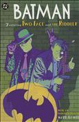Batman: Featuring Two-Face and The Riddler Book #1