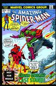 The Amazing Spider-Man #122  - 2nd printing