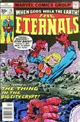 The Eternals #16 Variation A