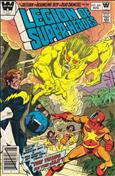 The Legion of Super-Heroes (2nd Series) #266 Variation A