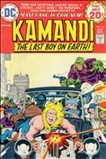 Kamandi, the Last Boy on Earth #19